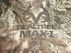 Realtree Max-1 XT Men Performance Hoodie Sweatshirt - You Choose - Deer Hunting