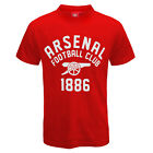Arsenal Football Club Official Soccer Gift Mens Graphic T-Shirt