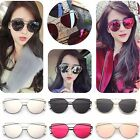 Fashion Women Girl Retro Vintage Classic Cat Eye Shades Frame Sunglasses Eyewear