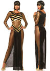 85512 LEG AVENUE Goddess Isis Sexy Warrior Womans Fancy Dress Costume Halloween