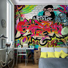 Vlies Fototapete 'Graffiti' 9065a RUNA Tapete - 100 % MADE IN GERMANY !!!
