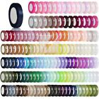 "25 Yards Satin Ribbon 1/4"" 6mm Craft Wedding Party Favors RN0002"