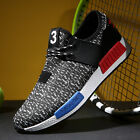 NEW Men's Fashion Breathable Running Sportwear Lace Up Casual Athletic Shoes