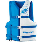 Slippery Impulse 2015 Nylon Vest Blue/White