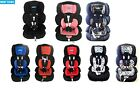 NEW STYLE BABY CHILDCAR & BOOSTER SEAT DELUXE 9-36kg, 9M-12y GROUP 1-2-3