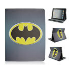 Heroes Leather Folio Smart Tablet Cover Case For Apple iPad 2 3 4 5 6 Air 2 Mini