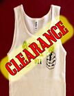 "Hells Angels Arizona Nomads Official Support Gear Women Tank Top ""No 911"" White"