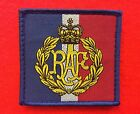 Royal Air Force Trf Id / Ubacs Ospey Patch Raf Combat Morale Patch Trf