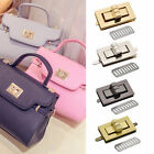 Внешний вид - Metal Rectangle Shape Clasp Turn Lock Twist Lock DIY Handbag Bag Purse Hardware