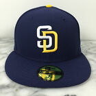 San Diego Padres ASG NEW ERA Authentic 59FIFTY MLB Fitted All Sizes Cap Hats