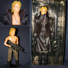KONAMI 1/6 Scale Metal Gear Solid LIQUID SNAKE or MERYL 12 inch Doll In Box