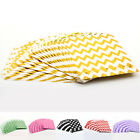 25pcs Colorful Disposable Paper Bag Party Wedding Birthday Supply Candy Gift Bag
