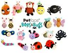 Petface Bees and Bugs Dog Toys - Noodle / Latex / Balls / Super Tough