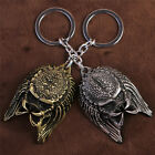 Movie Alien vs. Predator AVP Mask Model Keychain Key Ring Pendant Hanings Gift