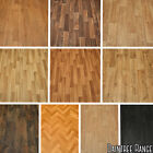 High Quality Vinyl Flooring, Woods Light Medium Dark Designs. NEW! CHEAP ROLLS!!