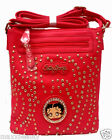 Betty Boop Cross Body Bag $24.99 USD