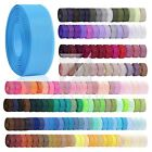 38mm 10Yard Grosgrain Ribbon Low Bows Wedding Party Supply DIY RN0030