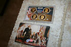 2007,United States Mint Presidential $1 Proof Set,4 $1 Coins,Free Ship,7001002