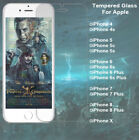 Tempered Glass Screen Protector Shield For iPhone 6S Plus 6+/ 6S 6/ 5S 5C 5/4S 4
