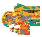 The Lion Guard King Tableware (Cups/Plates/Napkins/Tablecover) Kids Party DISNEY