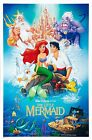 """THE LITTLE MERMAID 2"" WALT DISNEY  Retro Movie Poster 2 A1A2A3A4Sizes"