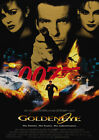 Goldeneye James Bond 007 Poster Print Borderless Stunning Vibrant A1 A2 A3 A4 £14.94 GBP