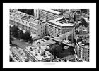 Lancaster Bomber Over London Historic Aviation Photo Memorabilia (492)