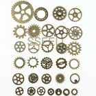 Silver Gold Bronze Watch Parts Steampunk Cyberpunnk Cogs Gears DIY Jewelry Craft