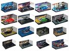 Batman and Robin Model Cars, Batmobiles, batbikes, Ideal fathers day gift. 1/43