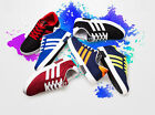 Men's Breathable Sneaker Sport Running Casual Canvas Flats New Fashion Shoes R3