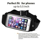 Sports Running Jogging Gym Cycling Waist Band Bum Bag Case For Mobile Phones