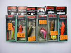 Assorted Rapala Lures Clearance.FREE SHIPPING!