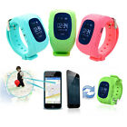 Anti-lost Children Kids GPS Tracker SOS Call Smart Wrist Watch Phone For Android