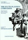 The Flute Player's Companion - Volume 1 or Volume 2