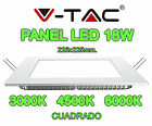 PLACA PANTALLA PANEL LED V-TAC 18W 225X225X25MM SUPER SLIM CUADRADO 1350 LUMENES