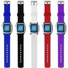 Sports Silicone Watch Band Strap Fitness for Pebble Time/Time Steel Smart Watch