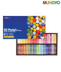 Pack of Gallery Artist Oil Pastels Crayons by Mungyo