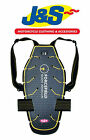 FORCEFIELD BLADE L2 MOTORCYCLE STRAP ON BACK PROTECTOR CE ARMOUR TRACK DAYS J&S