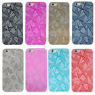 Ultra Thin Slim Luxury Aluminum Metal Brushed Hard Case Cover For iPhone 6 4.7''