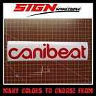 Canibeat Sticker / Vinyl / Decal