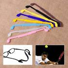 Eyeglass Glasses Sunglasses Strap Sports Holder Cord Band Rope Outdoor Silicone