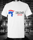 Trump 2016 T-shirt Donald Future President Election Unisex Make America Great