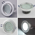 15W/18W LED Ceiling Light Dining Room Bedroom Office Hotel Frosted Acrylic Lamp