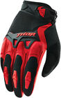 Thor Spectrum Mens MX/Offroad Gloves Red