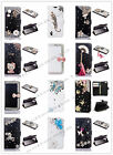 New Handmade Bling Crystal Diamond PU Leather Flip Slots Stand Wallet Case Cover