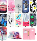 Premium Flip Wallet Leather Card Slots Protective Case for Samsung Galaxy On5