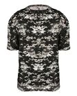BADGER SPORTSWEAR B-CORE DIGITAL CAMO TEE - SUBLIMATED POLYESTER WICKING TEE