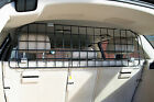 UNIVERSAL MESH CAR DOG GUARD PUPPY HATCHBACK ESTATE CARS CAGE CRATE CARRIER
