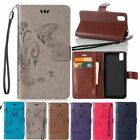 Butterfly Flip Leather Wallet Card Holder Stand Case Cover for Motorola Moto