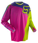 Fox MX Flight 360 Jersey - Yellow/Purple